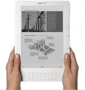 Global Kindle DX