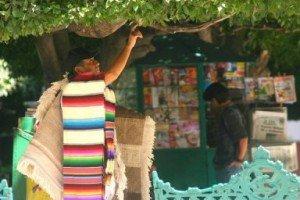 Guanajuato, Mexico market