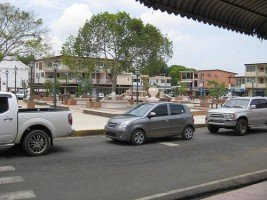 Cars in Panama
