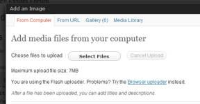 add image screen