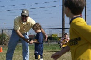 coaching isn't just for soccer any more