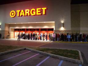 Black Friday at Target
