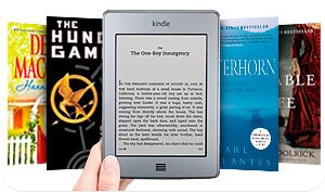 Amazon Kindle Touch 3G