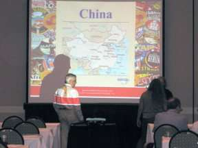getting ready for the China session