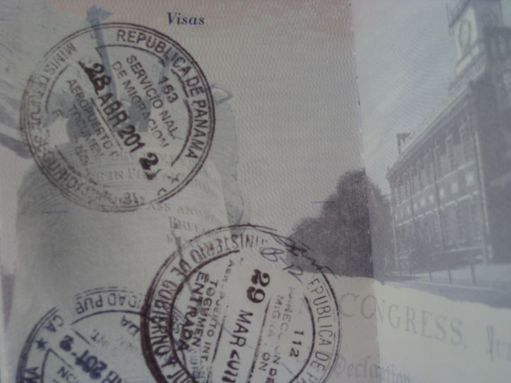 preparing to move abroad includes getting necessary visas