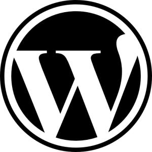 """wordpress """"W"""" logo"""