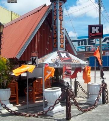 Ponchalos Restaurante in Las Tablas, Panama
