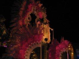 Las Tablas, Panama New Year Parade