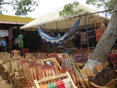 Azuero Fair furniture