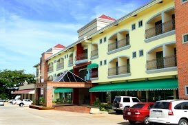 The Hotel Gran Azuero in Chitre, Panama