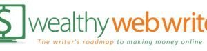 image of Wealthy Web Writer logo
