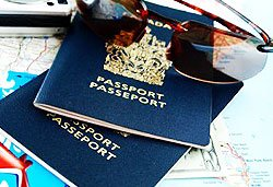 2nd passport