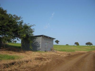 maintenance shed