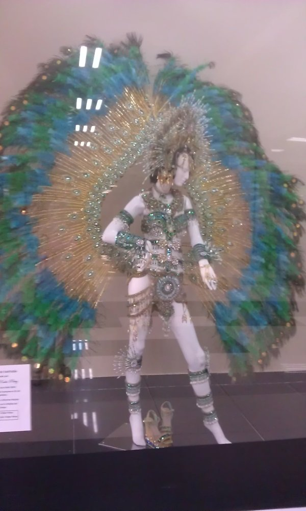 Carnaval Costume Display