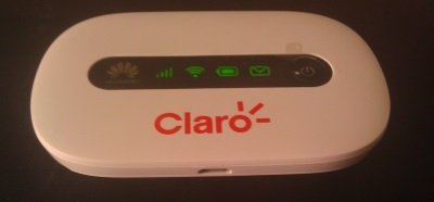 Claro wireless router
