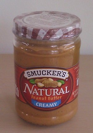 picture of Smucker's Natural Peanut Butter