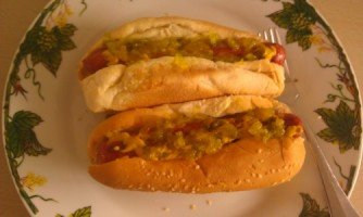 picture of American hotdogs