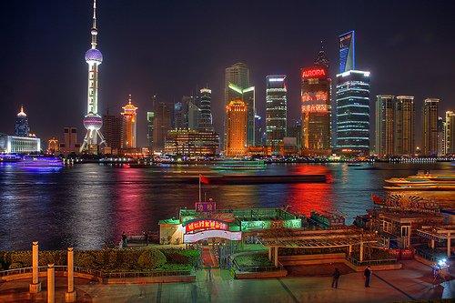 image of Shanghai, China