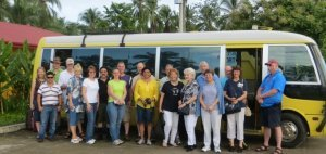 picture of a Panama Relocation Tours group