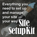 image of Site Setup Kit logo