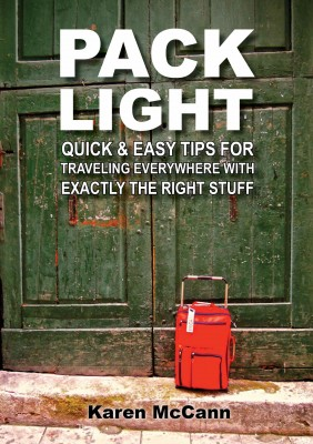 image of Pack Light book cover