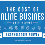 Infographic - 2015 cost of online business report
