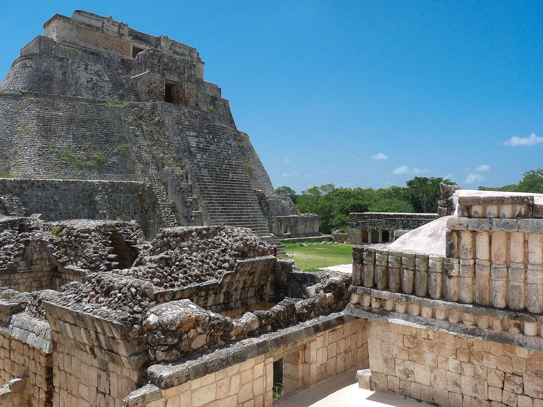 Hola Mexico! Mayan ruins are just one of the attractionshellip
