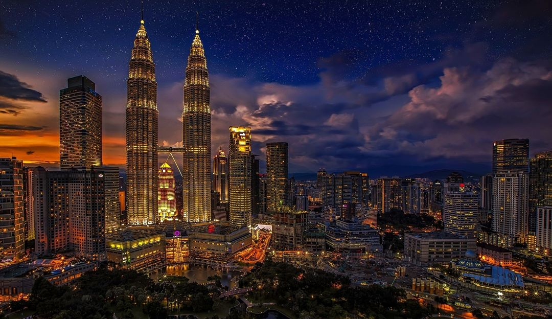 Kuala Lumpur is one of Asias most attractive cities Someonehellip