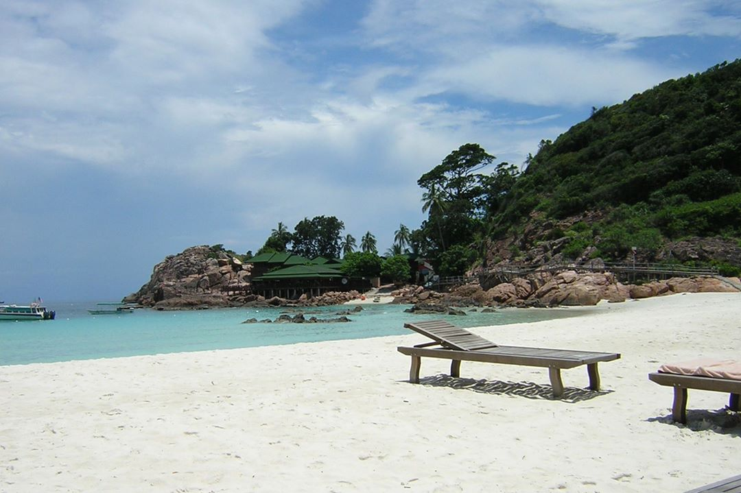Did you know Malaysia has some beautiful beaches? April hellip