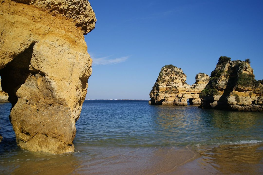 Portugals Algarve region has 300 days of sunshine a yearhellip