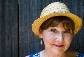 Expat author Karen McCann