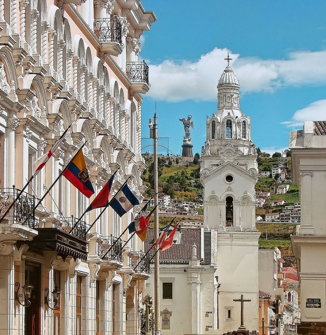 Quito Ecuador Friendly bigcity living at a low price quitohellip